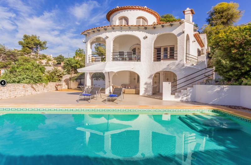 Villa / Maison Benoit à louer à Javea