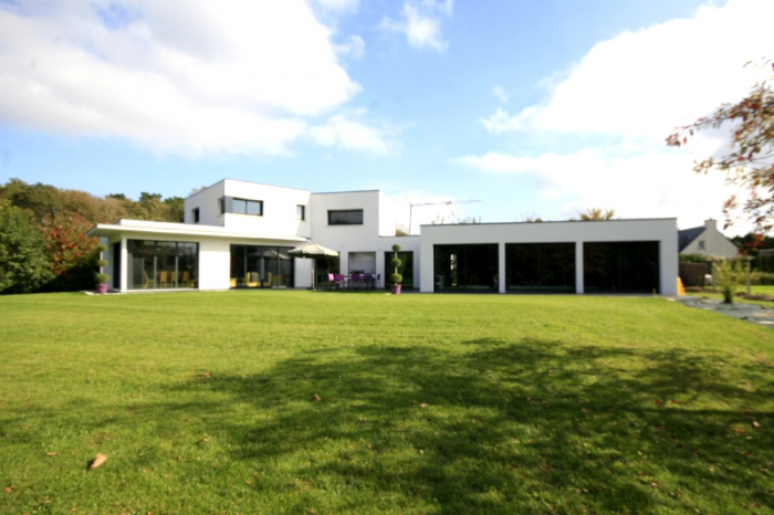 Villa / house Pomme cannelle to rent in Fouesnant