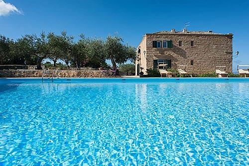 Location villa trapani 8 personnes dam803 for Location maison piscine italie