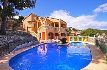 Villa / Maison Papaya à louer à Javea