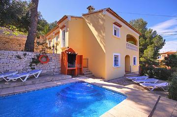 Villa / Maison Platano à louer à Javea