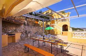 villa à Javea, vue : Mer