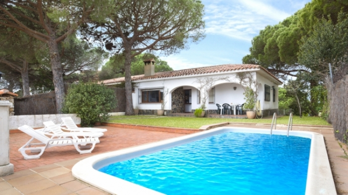 Villa / house Montecarlo 36 to rent in Lloret de Mar