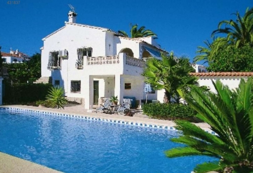 Villa / Maison Bernardo à louer à Alfaz del Pi