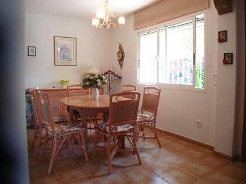 Villa / maison mitoyenne pour 4 personnes