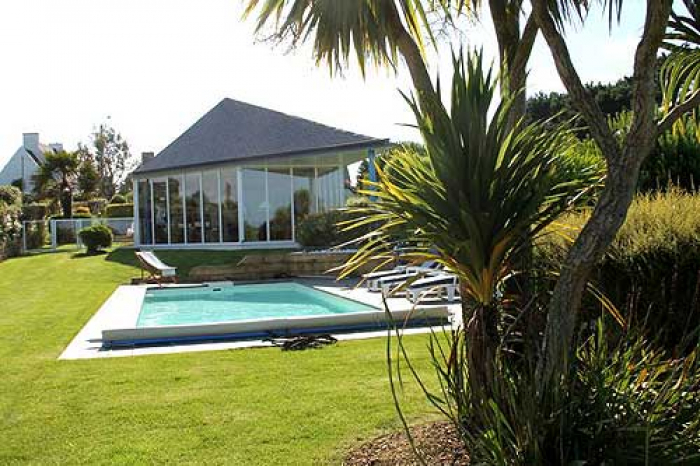 Villa / house Bellevue to rent in Roscoff
