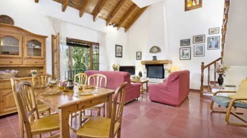 Villa / house sese to rent in vidreres