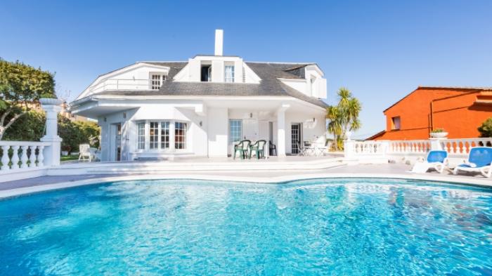 Villa / Maison Montemare à louer à Blanes