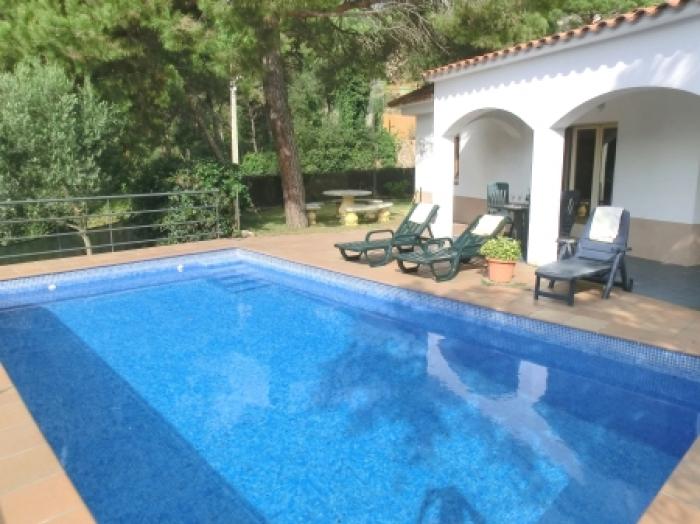 Villa / house Senals to rent in Lloret de Mar