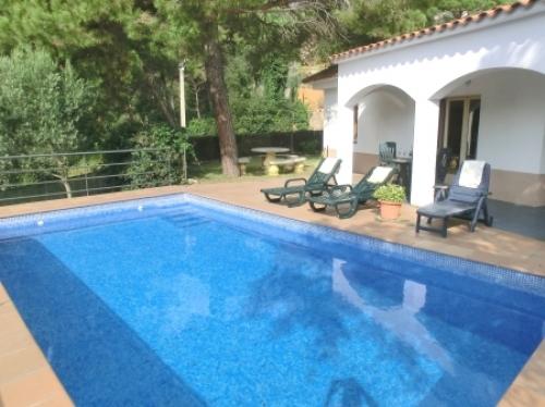 Villa / Maison Senals à louer à Lloret de Mar