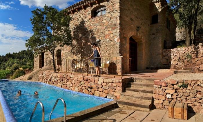 Villa / Maison Priorat pr03