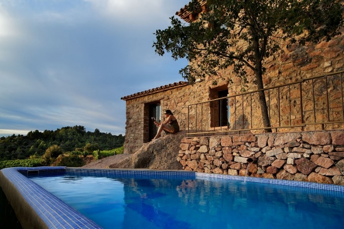 Villa / house Priorat pr03 to rent in Falset