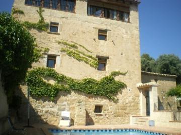 villa à Horta de San Juan, vue : Campagne