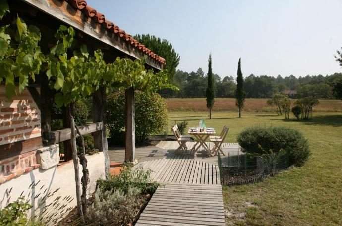Location villa / maison castets