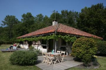 Reserve villa / house castets