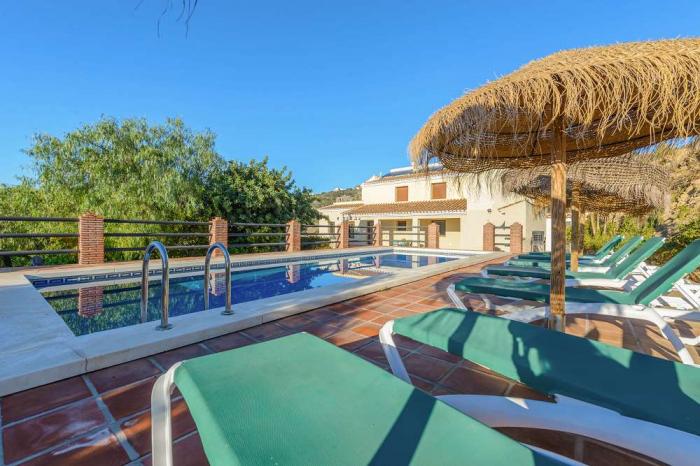 Villa / Haus Los poyatos zu vermieten in Comares