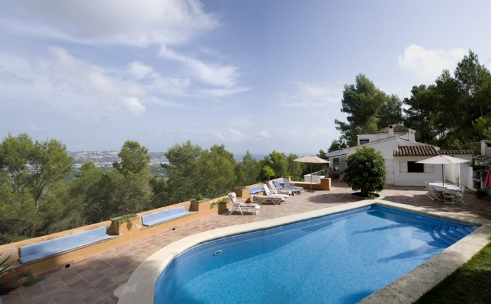 Villa / house Reynolds to rent in Javea