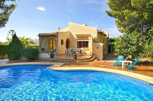 Villa / Maison Castillo à louer à Javea