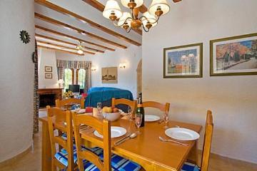 Villa / house castillo to rent in javea