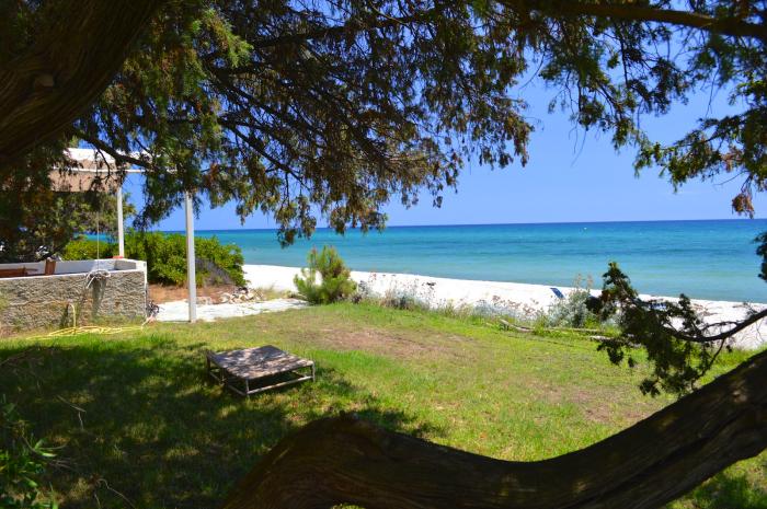 Villa / maison sur la plage à louer à aléria