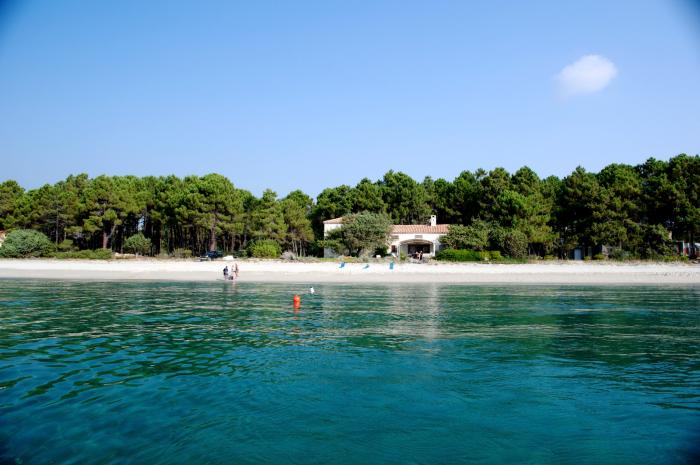 Villa / maison sur la plage