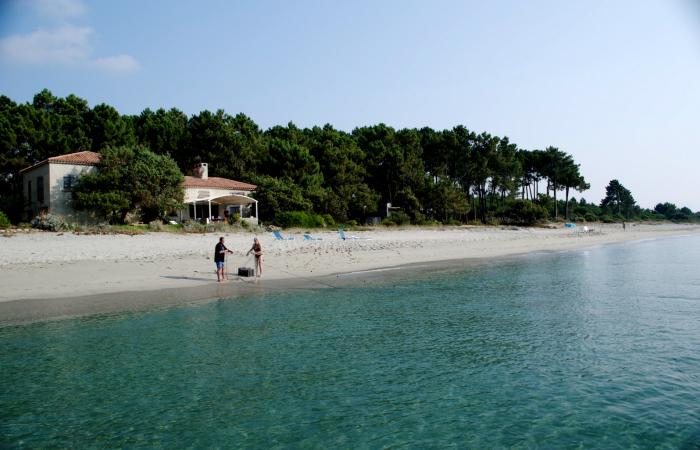 Réserver villa / maison sur la plage