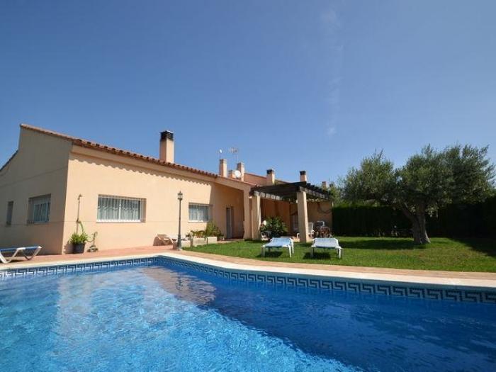 Villa / Haus Mimosa zu vermieten in L'Ametlla de Mar