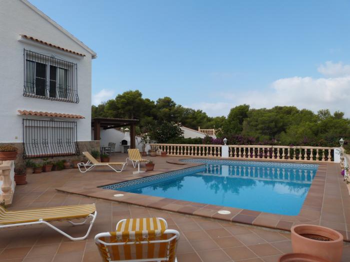 Location villa javea 4 personnes sun496 - Villa a louer casa do dean ...