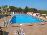 Villa / house Casa bissette to rent in Javea