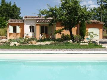 Villa / house La Gineste to rent in Saint Cezaire sur Siagne
