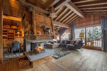 location chalet alpes hiver