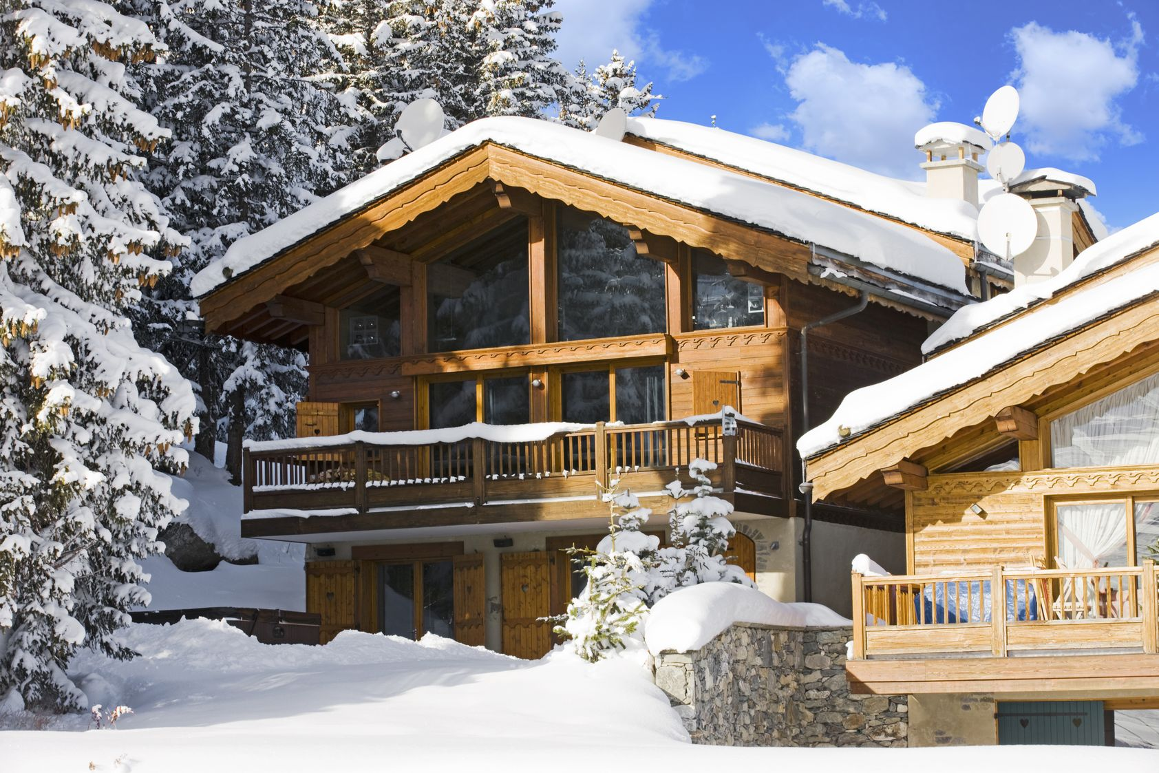 rental chalet courchevel 1850 10 people monic1002