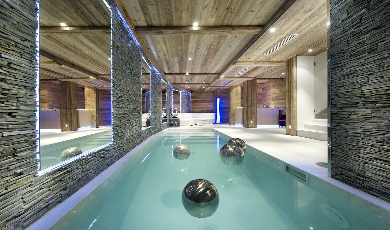 Location chalet courchevel 1850 10 personnes monic1003 for Case design interni