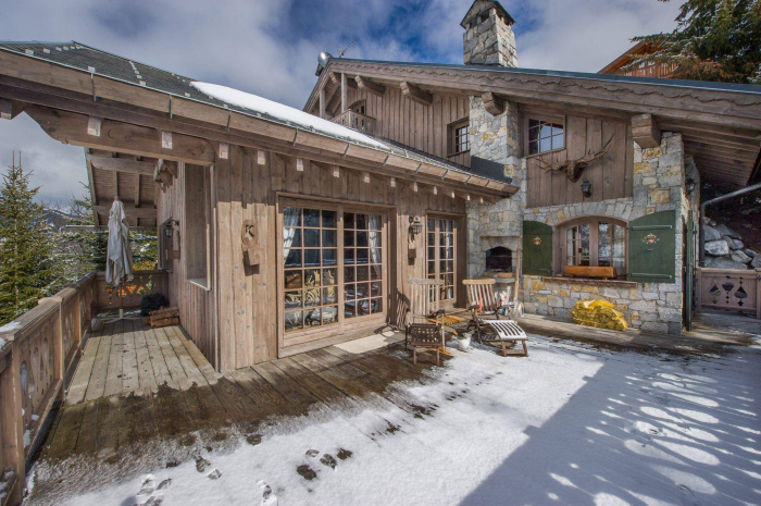 Chalet luxe Loup