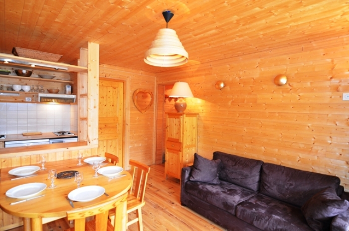 Apartment France ski to rent in Méribel