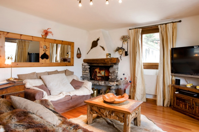 Apartment Petites bosses to rent in Courchevel 1850