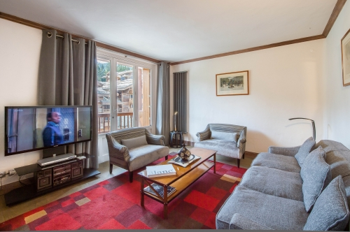 Apartment les alpes to rent in courchevel 1850