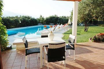 Villa / house charming to rent in castellammare del golfo