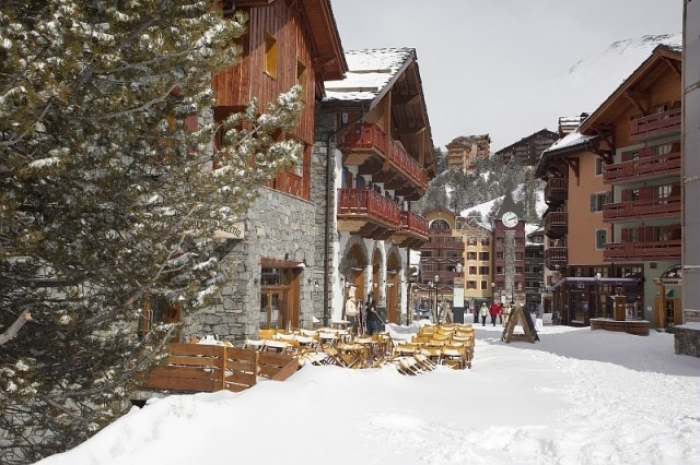 Apartment Euporie to rent in Les Arcs