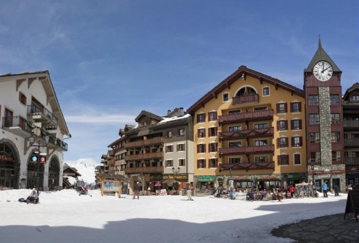 Apartment Boules de neiges to rent in Les Arcs