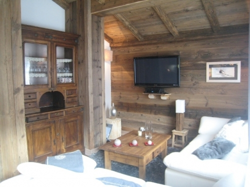 Appartement Tobbogan à louer à Courchevel 1850