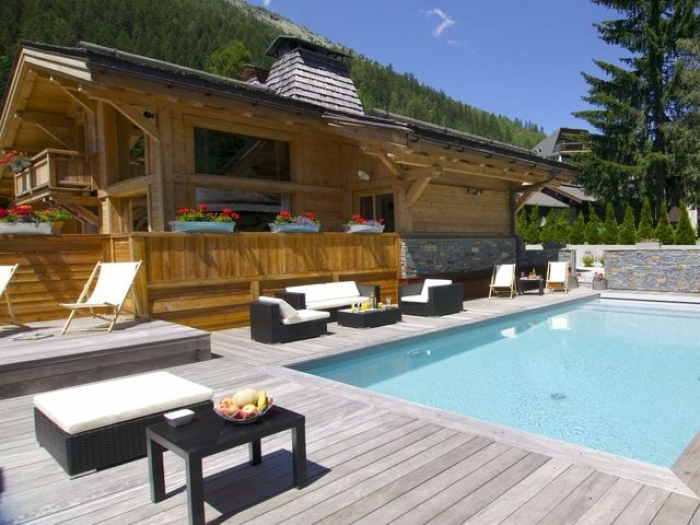 Chalet Sinope to rent in Argentière