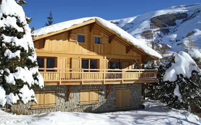 Chalet Gentiane des neiges à louer à Les Deux Alpes