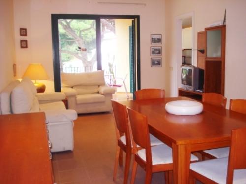 appartement à Llafranc, vue : Montagne