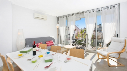 Holiday in apartment : costa brava