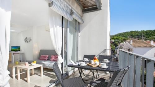 Appartement Solblanco à louer à Llafranc