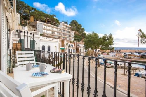 Appartement  al puerto à louer à Llafranc