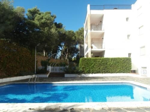 Appartement Ornito à louer à Llafranc