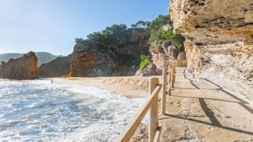 Reserve apartment pie de playa