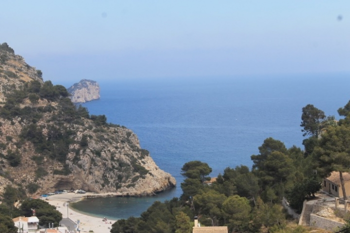 Villa / house Granadella to rent in Javea